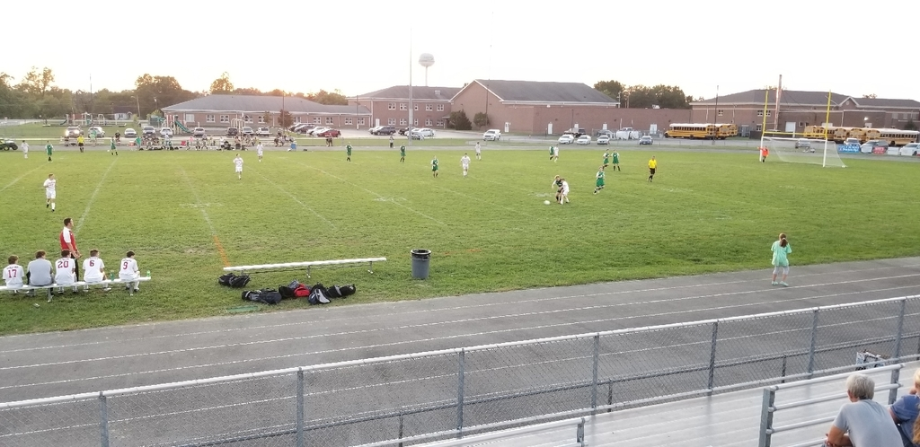 HS Boy's Soccer 2nd half down 0-2